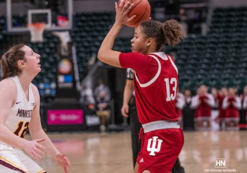 Wise, Hoosiers hold out hope of hosting NCAA Tournament with Big Ten Tournament quickly approaching