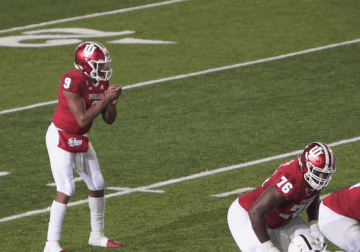 Video: Indiana 36, Penn State 35: Penix leads Hoosiers to first top 10 win since 1987
