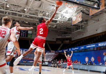 'He can run all day': Armaan Franklin's smothering defense, season-high scoring leads Indiana to bounce-back win over Stanford