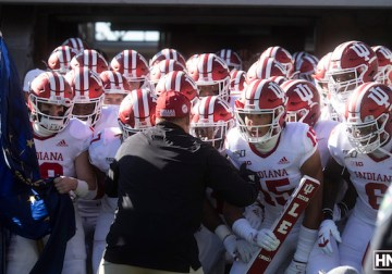 What To Watch For: Hoosiers set to face toughest defense yet in Tuttle's first start