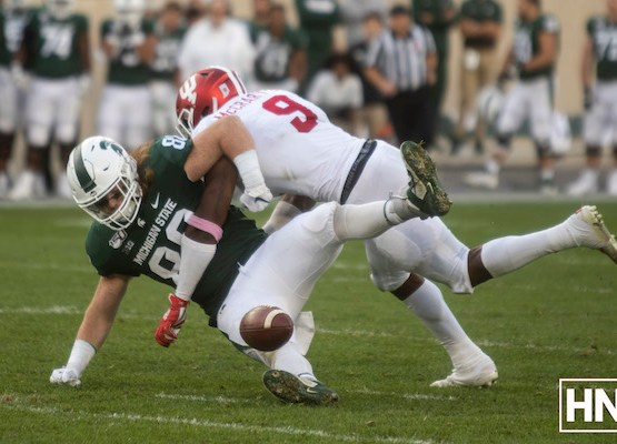 Hoosiers retain Big Ten Receiver of the Year, but lose key linemen. What does it mean for 2021?