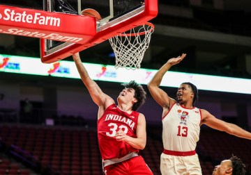 Indiana hangs on in Lincoln, secures important 84-76 win over Nebraska