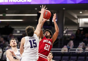 Indiana building much-needed momentum on and off the court