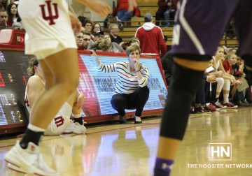 Moren, Hoosiers haven't forgotten feeling of last March as preparation for deep tournament run begins