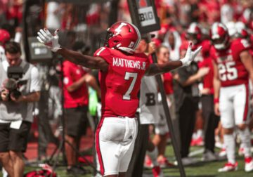 Before DJ Matthews could be a spark plug for Indiana, he found his inner 'peace' from becoming a father