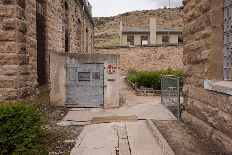 history jail penitentiary