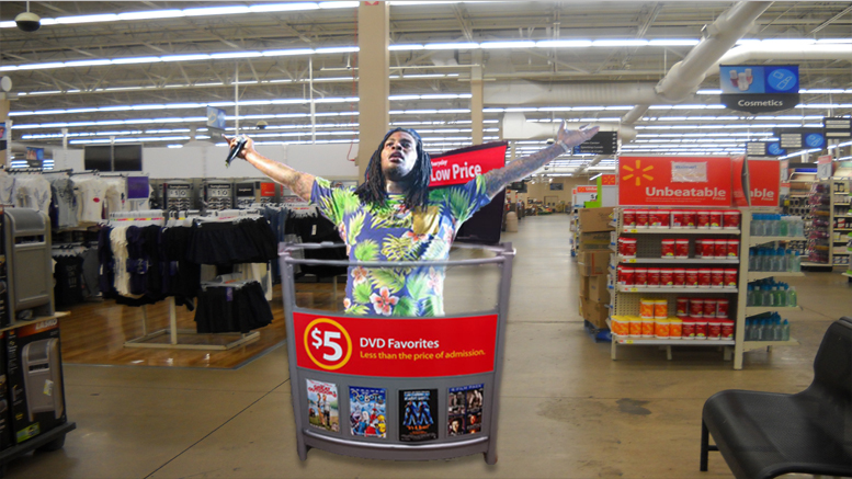 Waka Flocka Flame To Perform Entire Concert In Walmart 5