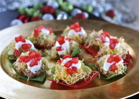 Image result for holiday nachos