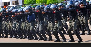 DIG warns policemen against carrying arms to polling units