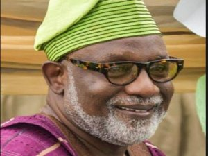 Ilaje communities reiterate support for Akeredolu