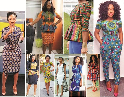 Corporate Ankara styles for trendy ladies