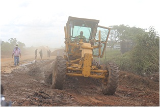Ondo begins Owo-Ikare road rehabilitation