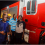 I saw death with my eyes, fire victim recounts