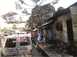 Akure tanker explosion victims call for help