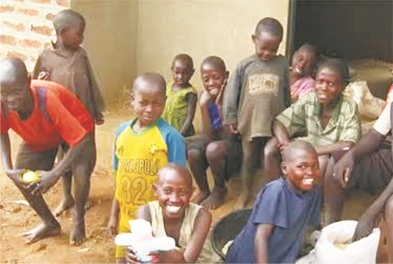 Parents lament consequences of 'out-of-school children'
