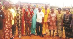 Opening Iyange/Okeogba to Economic Development