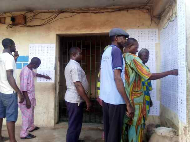 Display of lists: INEC charges on orderliness