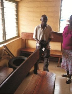 Man,50, remanded for raping  insane