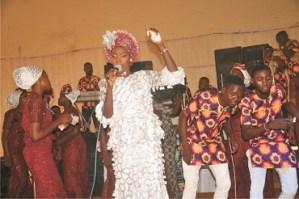 Mary J holds mega concert in Akure