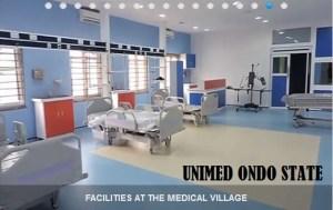 Accreditation team visits UNIMED