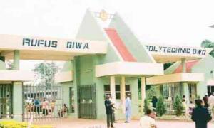 Rufus Giwa Memorial Hospital for resuscitation