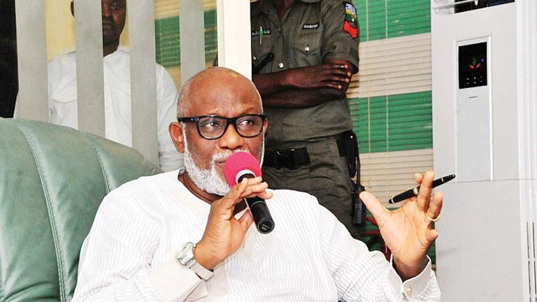 Work for Buhari's victory, Akeredolu tasks committee