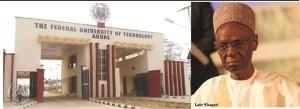 Don't rename FUTA after Shagari