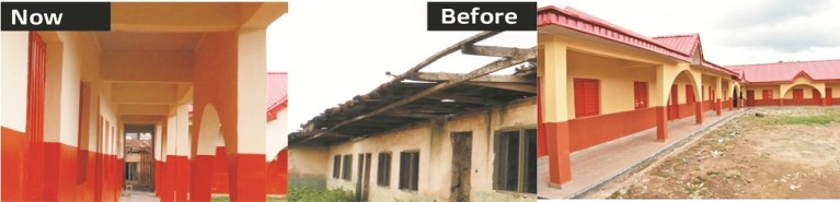 Renovation of public primary schools in Ondo State