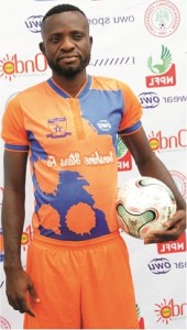 I join Sunshine Stars to win trophies –Igbinoba   … it's a dream come true – Adeniji