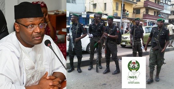 Security relaxed at Ondo INEC after polls