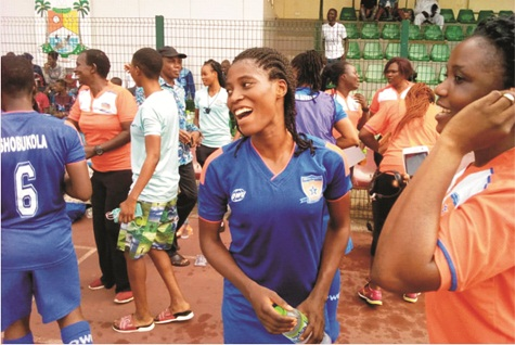 South Africa hails Falode's leadership qualities