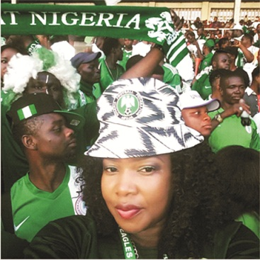 Eagles supporters club storm Ibadan for Ogunjobi's burial