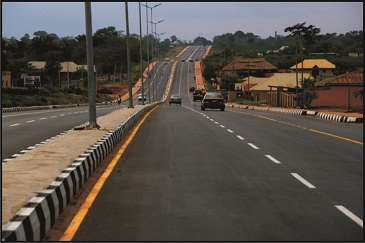 Road construction: We're for quality- Akeredolu