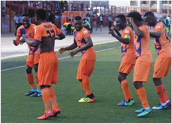 Sunshine Stars snatch a point away from home