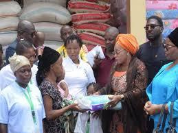 NIMASA donates relief materials to ODSG