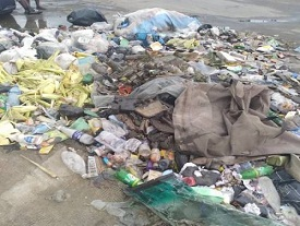Indiscriminate dumping of refuse causes diseases,says OSWMB