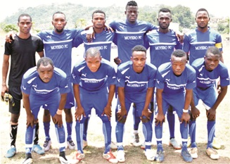 Ekiti Betnaija football league: Moyero FC returns to camp
