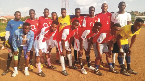 Ramadan 'Nations Cup': Ijapo Landlords crushed
