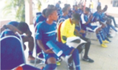 Moyero FC, players sign two years deal