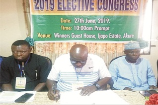 Election: Ondo FA returns Dele Ajayi as chairman
