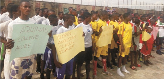 'Volleyball clinic to discover talents from grassroots'