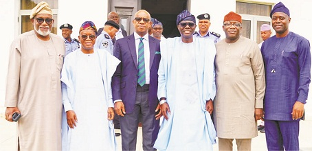Insecurity: South WestGovernors okay State Police