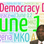 Sustaining June 12 ideals