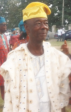 I will never allow my daughter marry an Oba again- Former Deji of Akure father-in-law