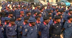 Osun NSCDC conducts psychological test for officials