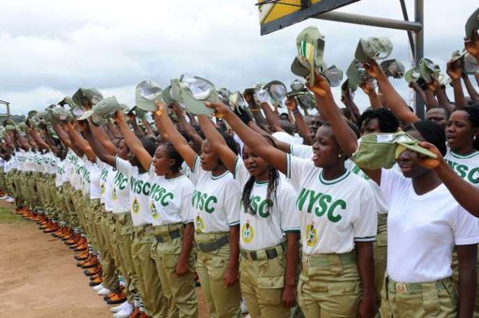 Corps members tasked to be self reliant