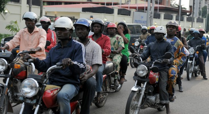 Ondo Police enforces govt's order banning 'Okada' along Ore highway