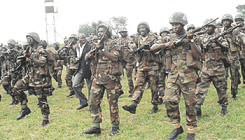 Alleged rape: Army assure on suspect's prosecution