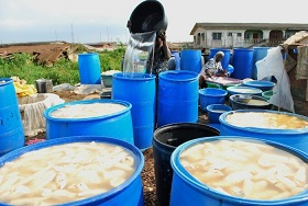 Producing 'Fufu' with hypo, detergents callous, wicked –Medical experts