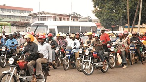 The coming of on-demand motorcycle platforms in Akure